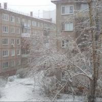 В Омске началась неделя обильных снегопадов и нестабильной температуры