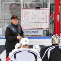Титов рассказал, как «Авангард» будет играть в плей-офф