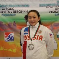 На первенстве России по боксу «серебро» взяла омичка