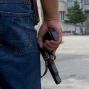 Полицейский в Называевске применил оружие