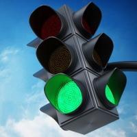 В Омске на улице Лукашевича скорректировали работу светофоров