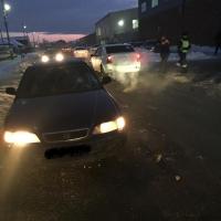 В Омске иномарка сбила сразу четырех пешеходов