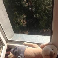 В Омской области полуторагодовалого ребенка не выдержала москитная сетка на окне