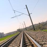 РЭК прошла по железной дороге