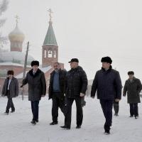Виктор Назаров поддержит мясное животноводство на севере Омской области