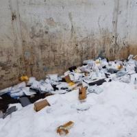 Посылки, направленные в Омск, обнаружили в Москве на свалке