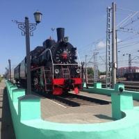 В День города омичей приглашают посмотреть на старинную железнодорожную технику