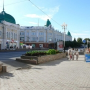 Репетиция закроет улицу Ленина