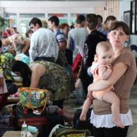 В центре Омска будут принимать одежду и продукты для беженцев с Украины