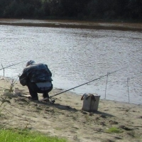 В Омской области нашелся рыбак-подросток