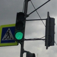 Омским автомобилистам добавили 10 секунд «зеленого света» на Красноярском тракте