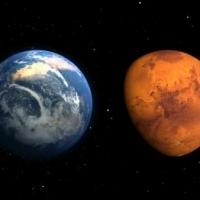 Ученые NASA: 3,7 млрд лет назад Марс был похож на Землю