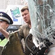 """На трассе между Омском и Крутой Горкой столкнулись """"Лада"""" и """"КамАЗ"""""""