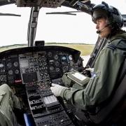 Авария с вертолётами в Омской области стоила 9 миллионов рублей