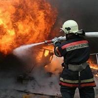В Омске при пожаре погибла хозяйка частного дома