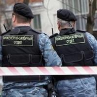 В здании Центрального рынка Омска была «заложена» бомба