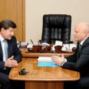 Вячеслав Двораковский и Виктор Назаров договорились регулярно встречаться