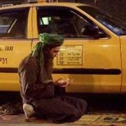 Таксист поедет, помолясь