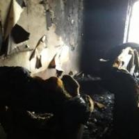 В Омской области на пожаре погиб 91-летний инвалид