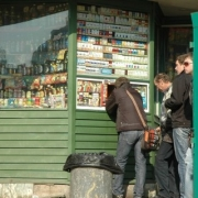 В Омске запретят продажу пива на остановках