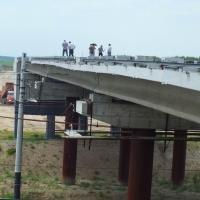 К сентябрю в Омске откроют транспортную развязку на пересечении окружной и федеральной дорог