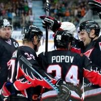 «Сухая» победа: «Авангард» разгромил «Локомотив» на домашнем льду