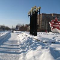 Омская администрация опровергла строительство на бульваре Победы