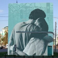 На Привокзальной площади в Омске появятся граффити