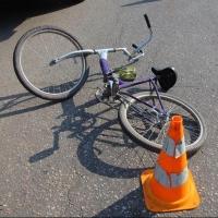 В Омской области пьяный водитель сбил пенсионера на велосипеде