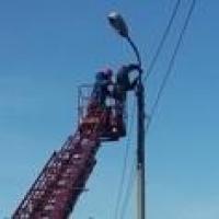 19 млн рублей потратят на освещение Барабинской улицы в Омске