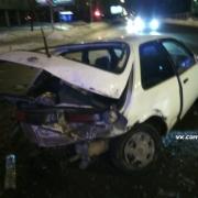 Пьяный омич устроил в центре Омска две аварии