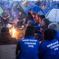Омский студотряд приглашает молодежь провести лето с пользой