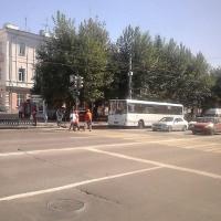 В Омске дорожную разметку могут не нанести в срок