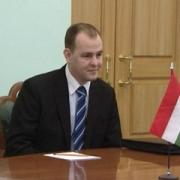 В Омске побывал консул Венгрии