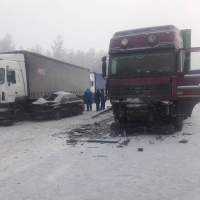 Жертвами аварии на трассе Тюмень – Омск стали две девушки