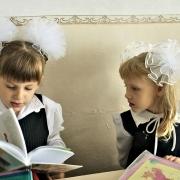 Омским школьникам учебники выдадут бесплатно