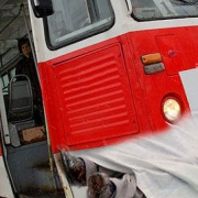 В Омске трамвай задавил мужчину