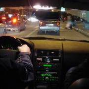 Омичи не стесняются ездить пьяными даже при автоинспекторах
