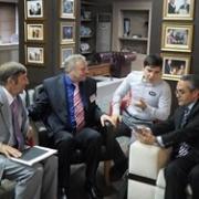 Омск и Турция приступят к совместной подготовке специалистов