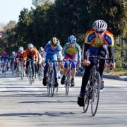 Велосипедисты посоревнуются в медлительности