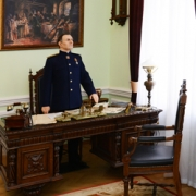 В Омск вернулся адмирал Колчак