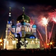 Омские улицы украсят карнавальные шествия