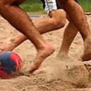 Набережная Иртыша стала футбольным полем