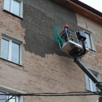 Обозначен крайний срок готовности омских фасадов