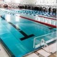 Для ОмГТУ построили бассейн