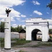 Омская крепость откроется новыми воротами