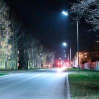 В Омске тестируют «самоокупаемые» уличные светильники