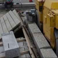 Реконструкцию улицы Ленина закончат только в следующем году