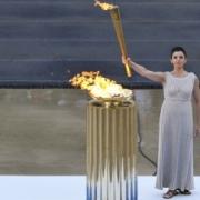 Омичи могут получить выходной в честь эстафеты Олимпийского огня