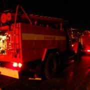 В Омске на пожаре погибли трое детей